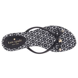 Kate Spade New York mistic Flip-Flop - black